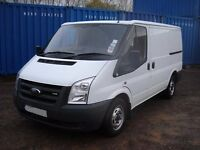 Courier & Man with a Van Services - Affordable & Professional