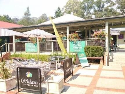 Kangaroo Valley Pizza Shop