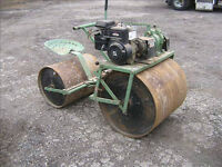 Aerating and lawn rolling sevices available