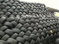 225/45/17 225/50/17 225/55/17 235/45/17 PART WORN TYRE