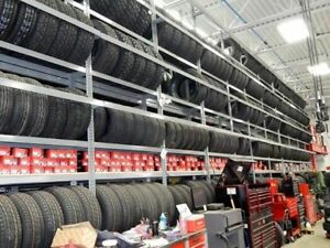 TIRE BLOWOUT THIS WEEK 50% OFF NEW & USED TIRES WINTER, ALL SEAS