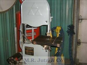 Woodworking & Equip Auction