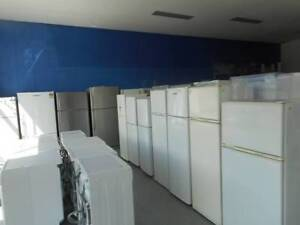 Second hand fridge freezers with 6 M warranty and local delivery