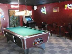 FREE Pool Table Service for Restaurants & Bars!