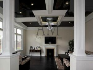 Professional Coffered Ceiling Installation in the GTA