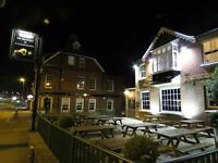 Assistant Chef required for busy Surrey pub. Live in available