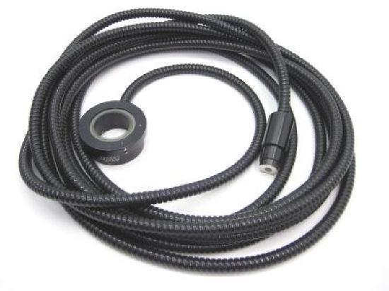 Schott-Fostec Fiber Optic Ring Light, 5400 mm Cable