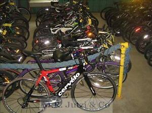 Police Bike and Recovered Goods Auction