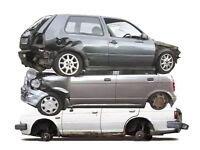 We buy / collect any car or vans for scrap - Bedfordshire, Dunstable, Hertfordshire St Albans, Bucks