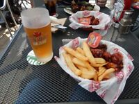 Server St Louis  Bar and Grill :