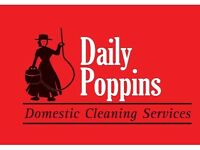 Daily Poppins Cleaning Services Southampton Chandler's Ford Eastleigh Romsey Botley