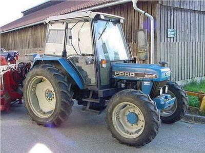 Ford Tractors Workshop Manual 30 Series