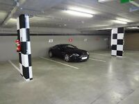 Secure Gated Underground Parking Space in Manchester Piccadilly (M1) - FOB Entry