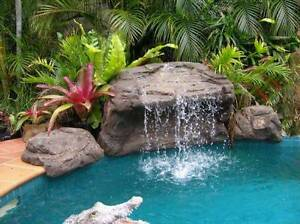 Waterfall, Pond & Rock molds Spring Hill Brisbane North East Preview