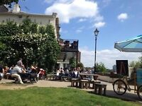 Friendly team members required for busy riverside pub!