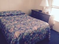 Two rooms available immediately, north Red Deer!!