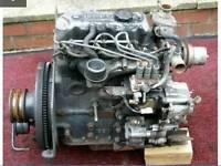 Iseki SG17S 3 cilinder 17hp diesel engine £800