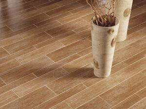 Piastrelle pavimento effetto legno listoncino fiordo - Parquet su piastrelle ...