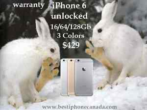 iPhone 6 Refurbished (gold, gray, silver) 16, 64, 128Gb