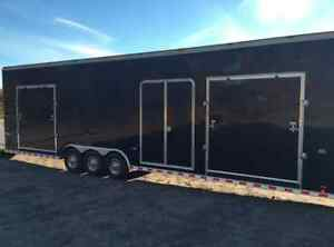 2013 Cargo Look 8.5 x 36' Enclosed Trailer West Island Greater Montréal image 5