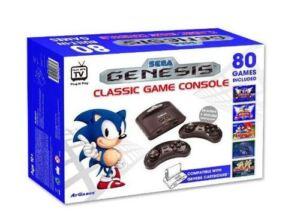 Atgames sega genesis classic game console w 80 built in - Sega genesis classic game console games ...