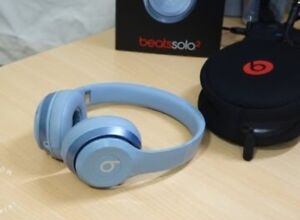 Beats solo blue cheap works great!!!