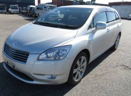 2008 Toyota Mark X Zio Wagon Subaru Liberty Style Campbellfield Hume Area Preview