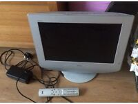 Sony 42cm flat screen TV analogue