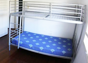 Metal framed Bunk beds- easy to assemble Hemmant Brisbane South East Preview