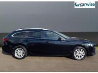 2015 Mazda 6 D SE-L NAV Diesel black Manual