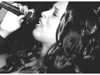 Professional singer seeking paid session work