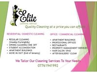 AAA QUALITY AFFORDABLE OFFICE AND DOMESTIC CLEANING
