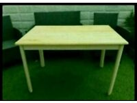RECTANGULAR DINING TABLE - IDEAL FOR CHRISTMAS