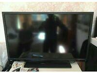 "Toshiba 40"" Full HD 1080p LED TV / DVD"