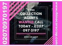 CAR DEALERS WANTED ASAP | 1200+ CARS A WEEK | CALL NOW 0207 097 0197 | RHINO CAR SCRAP