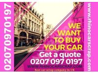 SELL MY CAR   ALL MODELS WANTED   IMMEDIATE CASH   BEST PRICES PAID   RHINO CAR BUYER