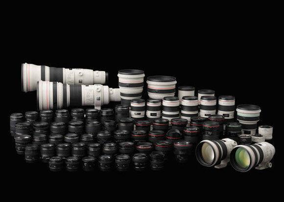Sensors & lenses