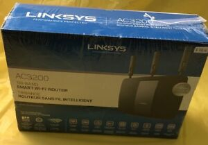 Linksys AC3200 router (KING'S PAWN)