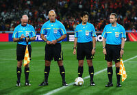 Looking for Soccer Referees