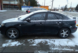 2006 Mazda 3 135000km Perfect Condition w. New Rims
