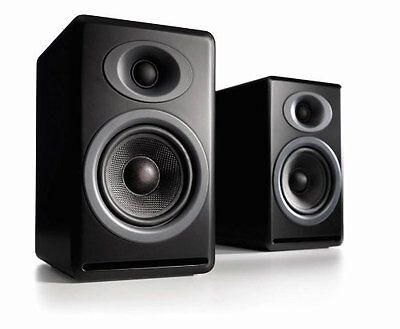 Audioengine P4 Black  2-Way Passive Bookshelf Speaker