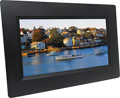 VistaQuest – 7″ Digital Photo Frame – Black