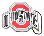 Ohio Belt Buckle