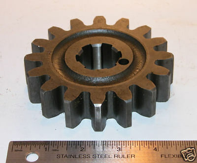 Agric Spa Roto-cultivator Top Drive Gear Code 302-am