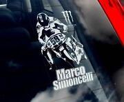 Marco SIMONCELLI Stickers