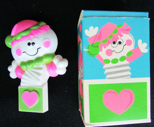 Avon Jack in the Box pin glace mint in box