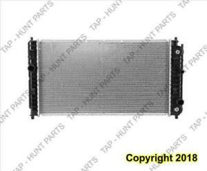 Radiator (2264) V6 Oldsmobile Cutlass 1999