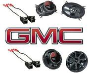 GMC Sierra Speakers