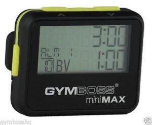 Led interval timer sport stopwatch clock crossfit garage