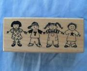 Kids Rubber Stamps